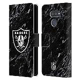 Head Case Designs sous Licence Officielle NFL Marbre Coloré Las Vegas Raiders Graphics Coque en...