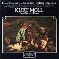 Songs For Bass (Lieder Fur Bas by FRANZ SCHUBERT (1995-04-04)