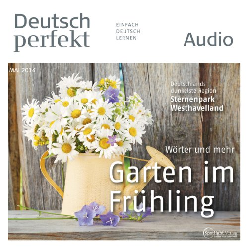 Deutsch perfekt Audio. 5/2014 Titelbild