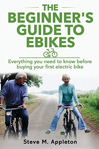 The Beginner's Guide to Ebikes: Everything you need to know about electric bikes, but were afraid to ask