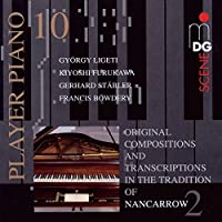 Player Piano 10 (in the Tradition of Nan