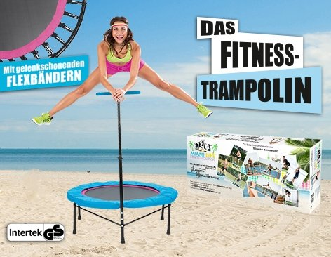 Miami Life Fitness Evolution – Fitness Trampolin – Das TV-Original - 5