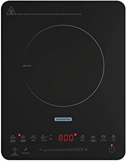 Cooktop Inducao Slim Touch Ei30 220 Tramontina Preto 220v