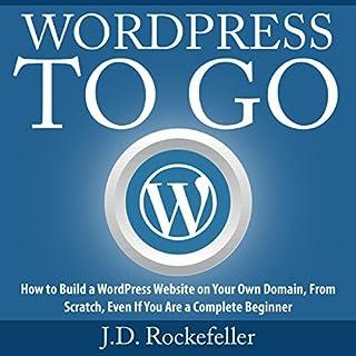 WordPress to Go audiobook cover art