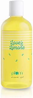 Plum Love & Limone Shower Gel, 300 ml