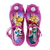 [コマリョー] 7618 Disney プリンセス 光る ガラスの靴 (19cm)