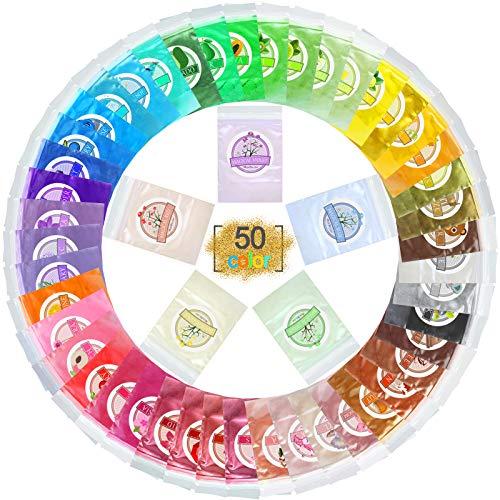 Mica Powder Pure 50 Color