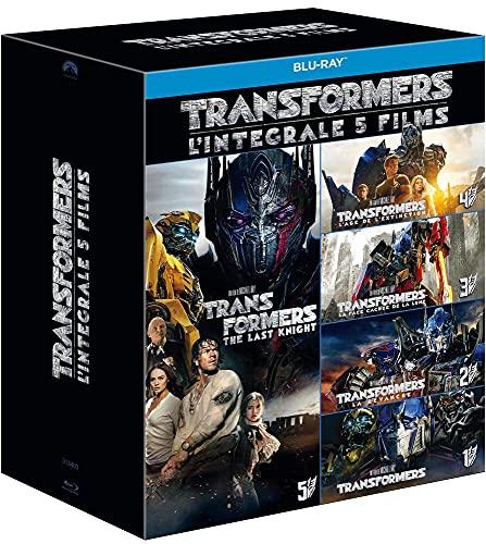 Transformers / Transformers: Die Rache / Transformers 3: Die dunkle Seite des Mondes / Transformers 4: Ara des Untergangs / Tra