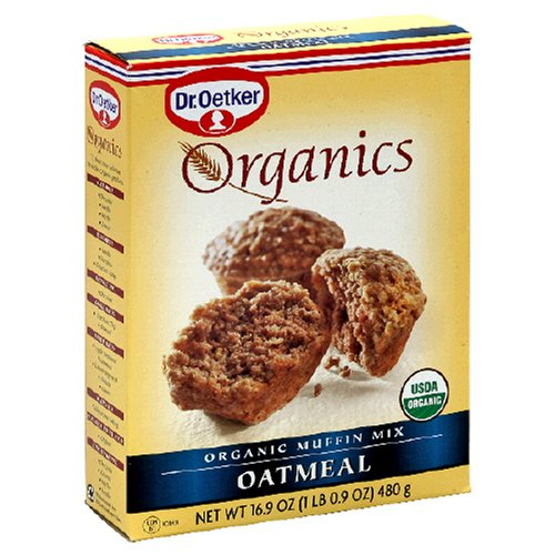 Dr. Oetker sold out Organics Muffin Ranking integrated 1st place Mix Pack Oatmeal 16.9-Ounce Boxes