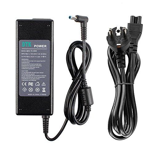 DTK Chargeur Adaptateur Secteur pour Dell: 19,5V 3,34A 65W Connecteurs: 4.5 * 3.0mm Alimentation pour Ordinateur Portable