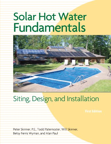 Solar Hot Water Fundamentals: Siting, Design, and Installation