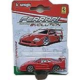 Bburago Ferrari F40 Competizione Ferrari Evolution Race & Play