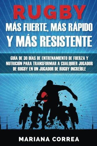 RUGBY MAS FUERTE, MAS RAPIDO y MAS...