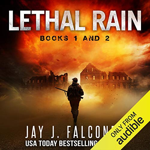 Lethal Rain Boxed Set: Post-Apocalyptic EMP Survival Thriller cover art