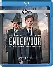 Masterpiece Mystery!: Endeavour Season 4 UK- Length Edition