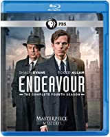Masterpiece Mystery: Endeavour - Season 4 [Blu-ray] [Import]