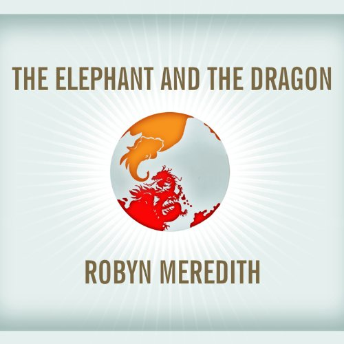 The Elephant and the Dragon audiobook cover art