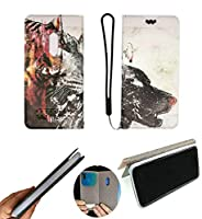 HUAYIJIE FY Flip ケース Case for Tecno Phantom 10 ケース Case Cover LLH