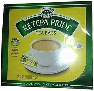 Ketepa Pride 100 Enveloped Teabags, 200g