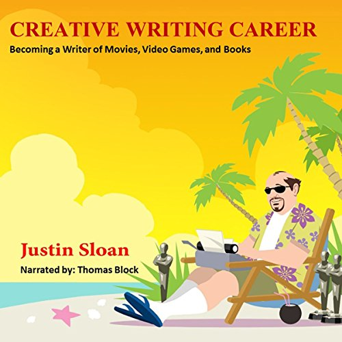 Creative Writing Career audiobook cover art