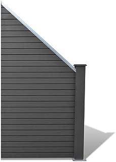 vidaXL WPC Fence Panel 41.3