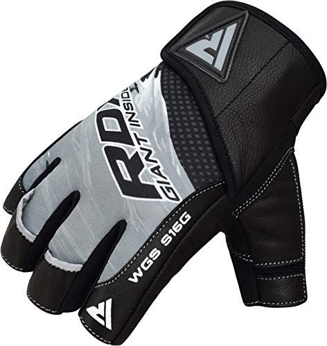 RDX Fitness Handschuhe Trainingshandschuhe - 5