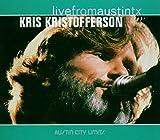 Songtexte von Kris Kristofferson - Live From Austin, TX