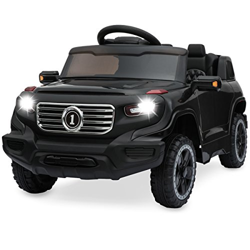 Best Choice Products Kids 6V Ride On Truck w/ Parent Remote Control, 3 Speeds,...