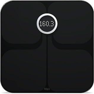 Fitbit(フィットビット) Aria Wi-Fi Smart Scale 多機能体重計 Black [並行輸入品]