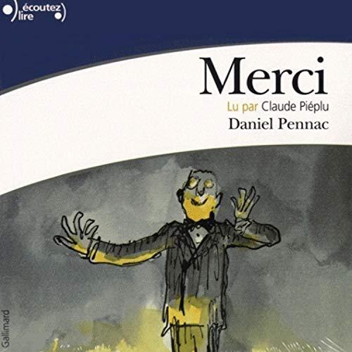 Merci audiobook cover art