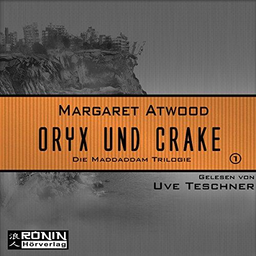 Oryx und Crake cover art