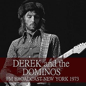 Derek and the Dominos FM Broadcast New York 1973