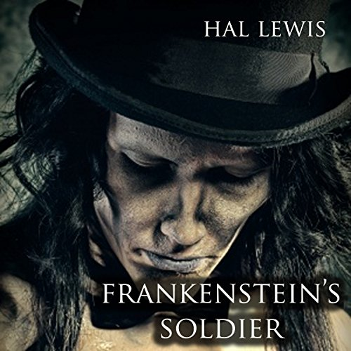 Frankenstein's Soldier audiobook cover art