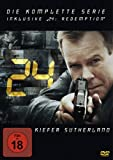 24 - The Complete Collection inklusive '24: Redemption' (49 Discs)