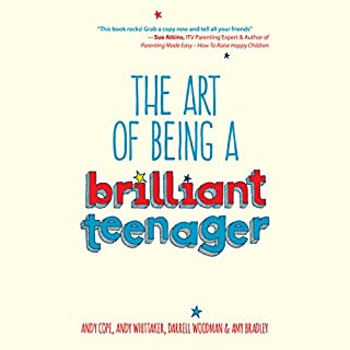 The Art of Being a Brilliant Teenager cover art