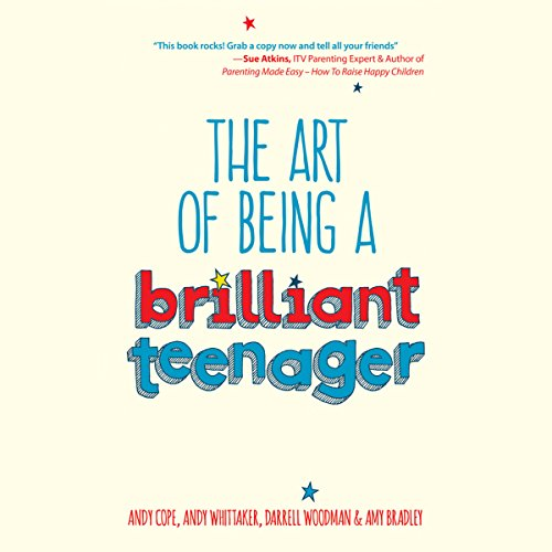 Couverture de The Art of Being a Brilliant Teenager