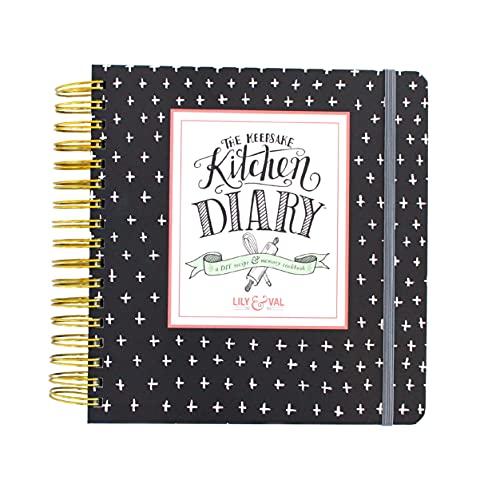 Family Cookbook & Memory Journal