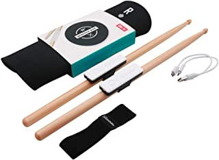 Senstroke Essential Box | Bluetooth Connected Drum Kit | Play Anywhere With Real Contact | Learn Drums and Improve | By Re...