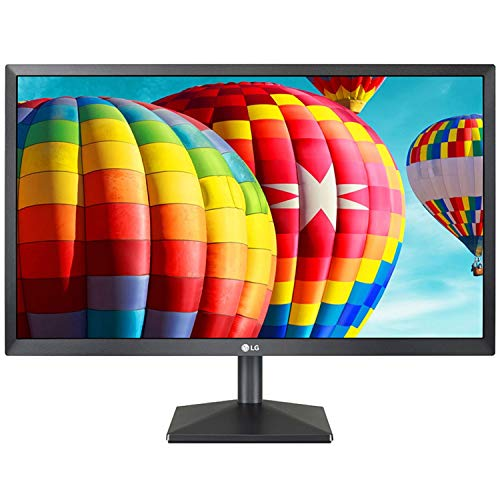 LG 24MK430H-B Monitor, 24' Screen, LED-Lit, 1920 x 1080, 16: 9, 0 USB, Hertz, color Neg
