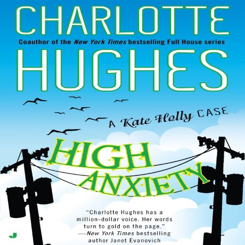 High Anxiety audiobook cover art