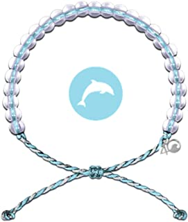 Recycled Conservation Bracelet Dolphin OS