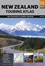 New Zealand Touring Atlas 1:305K A5 Size (145Pages)