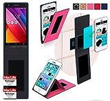 Hülle für Asus Zenfone Go 5.0 LTE Tasche Cover Case Bumper | Pink | Testsieger