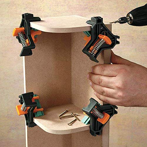 90 Degree Angle Clamps, 4pcs/Set...