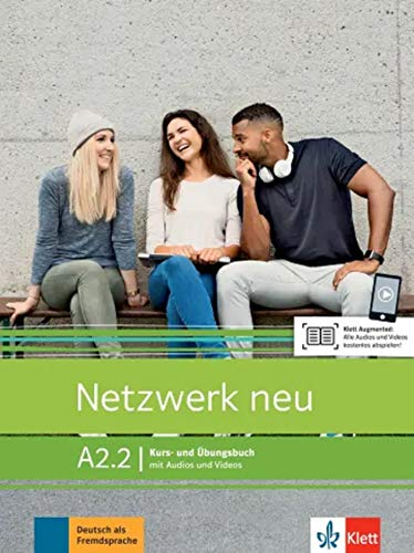 Netzwerk neu A2.2: Deutsch als Fremdsprache. Kurs- und Übungsbuch mit Audios und Videos (Netzwerk neu / Deutsch als Fremdsprache)