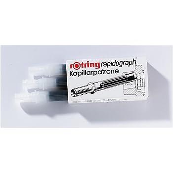 ロットリング ラピッドグラフIPL ラピッドグラフ用インク 赤 S0 215-710  [日本正規品]