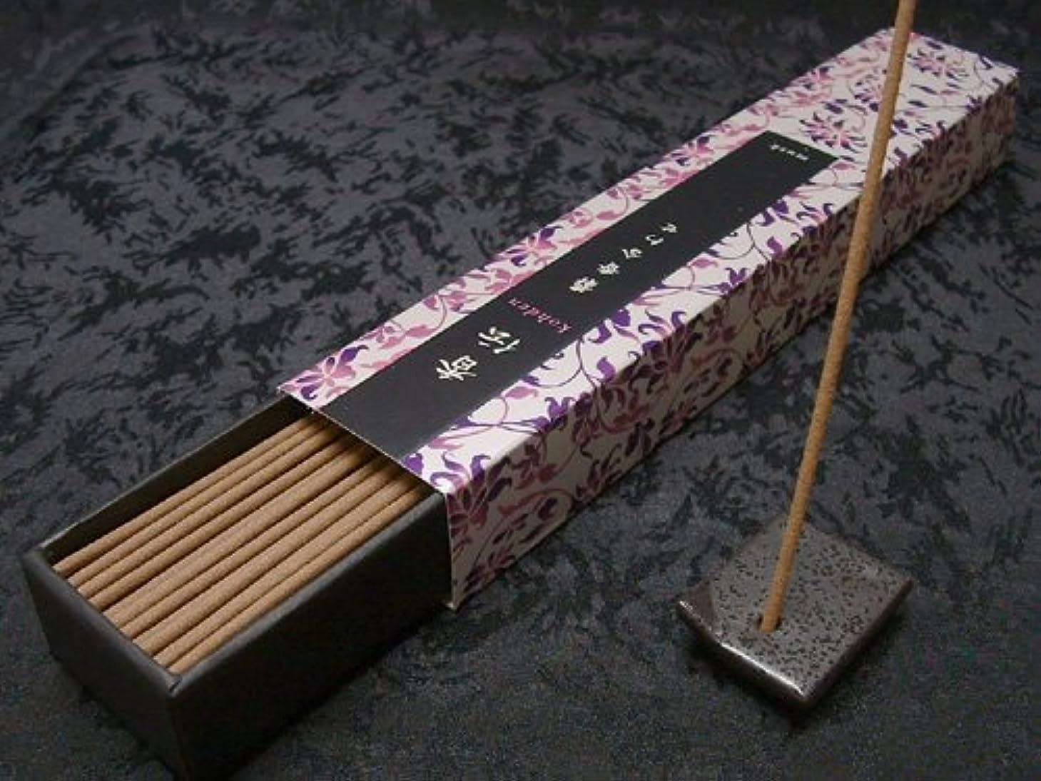 エレクトロニック法律によりクリーム日本香堂のお香 香伝 麝香風合わせ