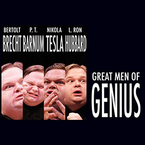 Great Men of Genius, Part 1 cover art