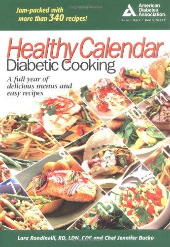 Healthy Calendar Diabetic Cooking