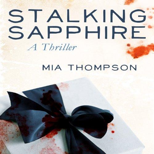 Stalking Sapphire audiobook cover art